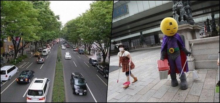 17 motivos para você nunca querer ir ao Japão - limpeza2 2