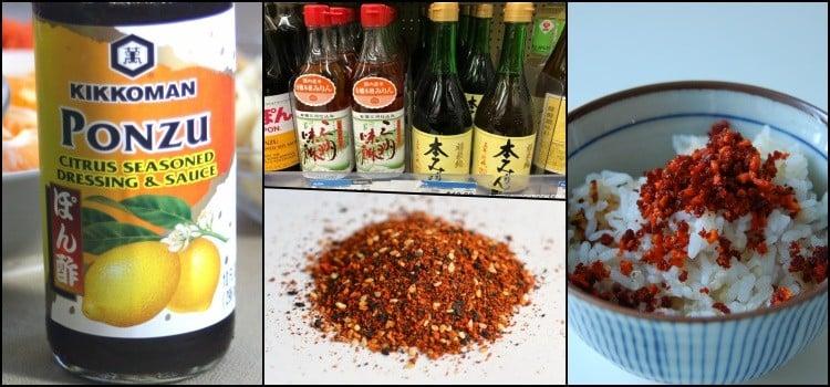 Os principais temperos ou condimentos japoneses 3