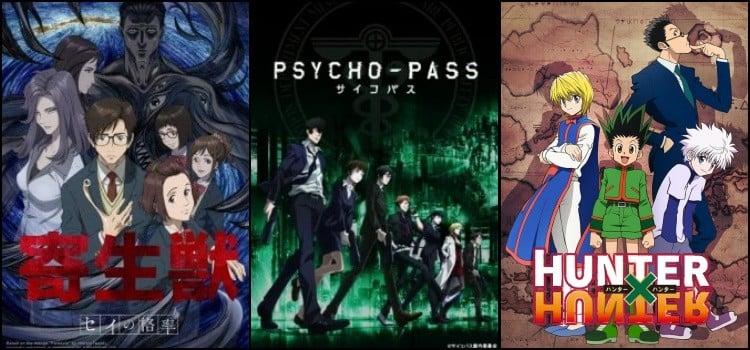 Animes Psicológicos - Os melhores thriller, suspenses e misterios - animes de acao 4
