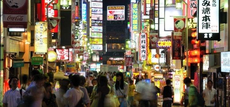 Os 5 Lugares mais perigosos do Japão - kabukicho 4