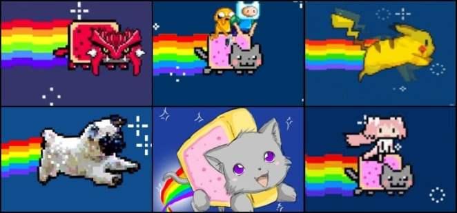 Nyan Cat - Como surgiu esse viral?