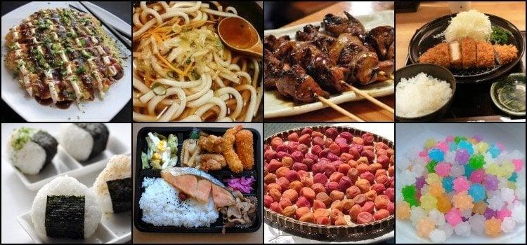 As 95 comidas japonesas mais populares do Japão
