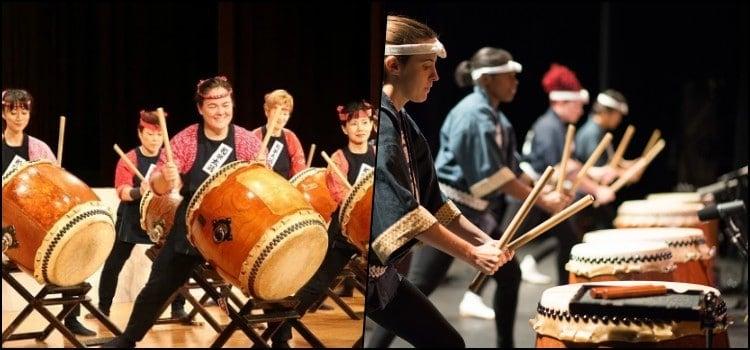Taiko - Tambor - Instrumentos japoneses de percussão - taiko2 1