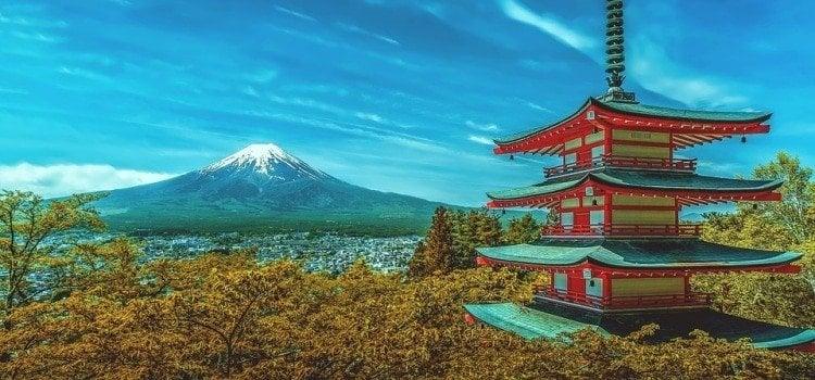 Os melhores locais para ver o Monte Fuji - japao fuji 12