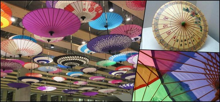 Kasa - Guarda-chuvas e sombrinhas que só existem no Japão