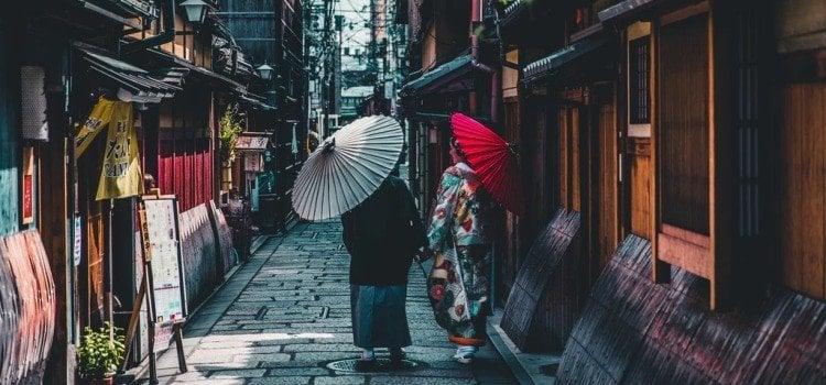 일본은 여러분의 즐거운 여행을위한 최고의 장소입니다