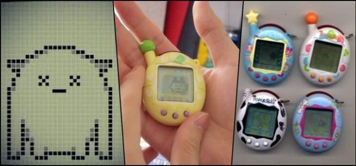 Tamagotchi - O primeiro animal de estimação virtual