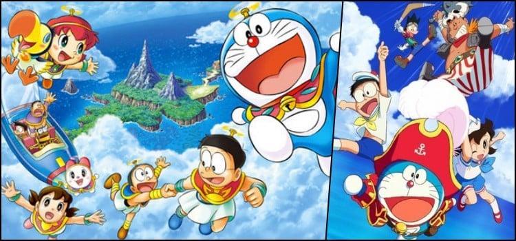 Doraemon – o famoso gato do futuro