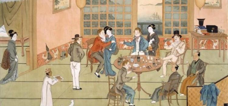 Comercio de esclavos de japoneses por los portugueses
