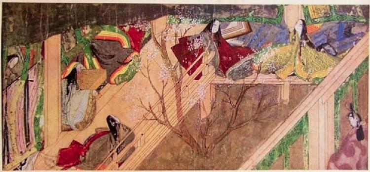 Período Heian - el período de paz en Japón