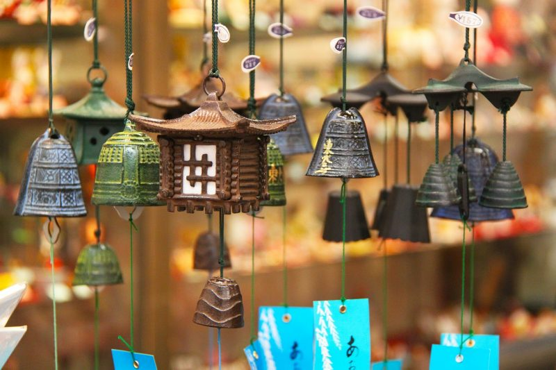 Furin - The Japanese wind bell