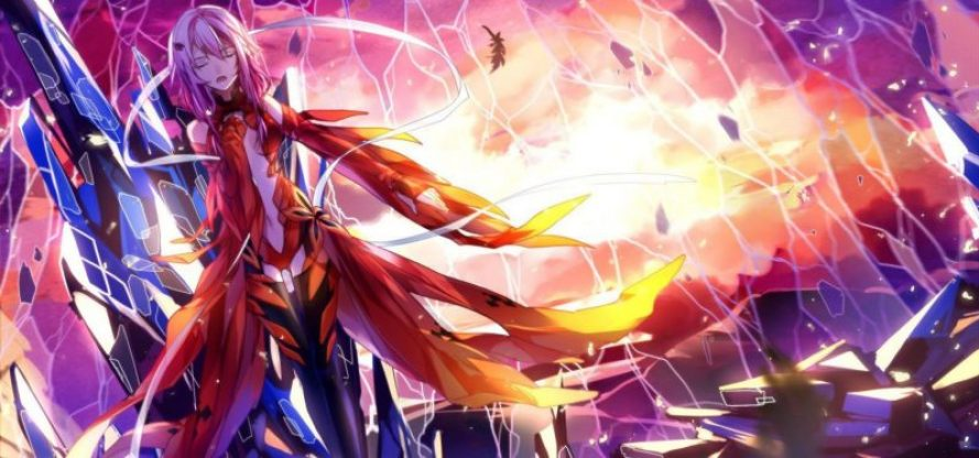 Anime about virus and epidemics - guilty crown 1 2
