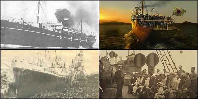 Kasato-maru e a imigração para o Brasil