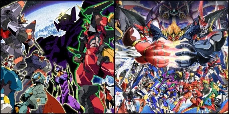 Meka - Animes de Robôs Gigantes - Origem e Curiosidades - mechas animes 4