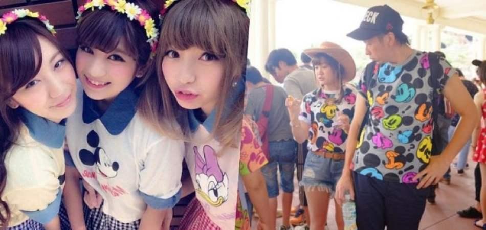Osoroi - A moda de se vestir igual ou combinando no Japão - osoroi4 1