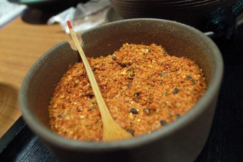 Shichimi - os sete deliciosos sabores japoneses