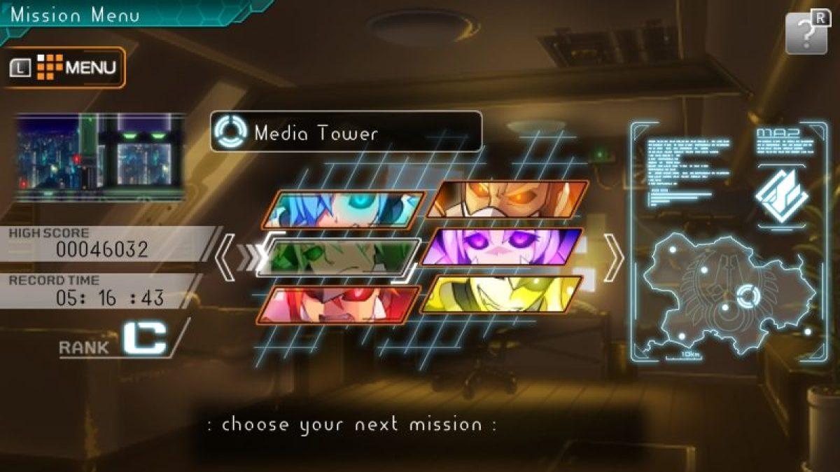 Azure Striker Gunvolt - Um jogo no estilo Megaman de respeito! 4