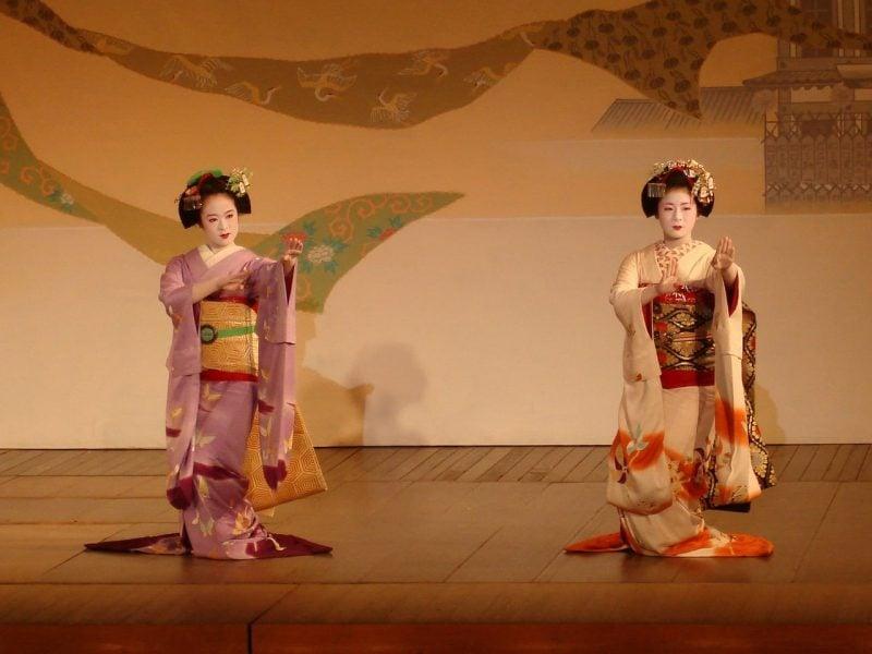 Gueixa - Quem realmente são? História e Curiosidades - gueixa geisha japonesa 2