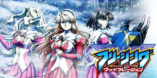 Animes de ação - Melhores animes com lutas e confrontos - freezing 8