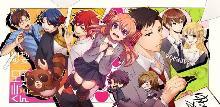 Os 10 Mangakas mais populares do Japão - nozakikun 2