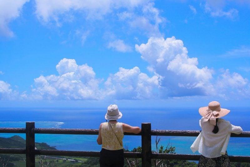Takamagahara – A Planície do Alto Céu - okinawa paisagem 2