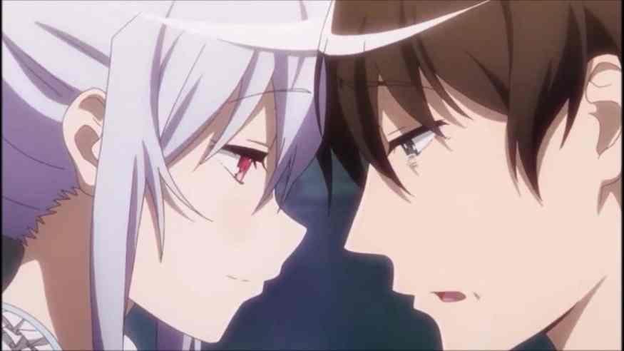Os melhores animes de amor proibido