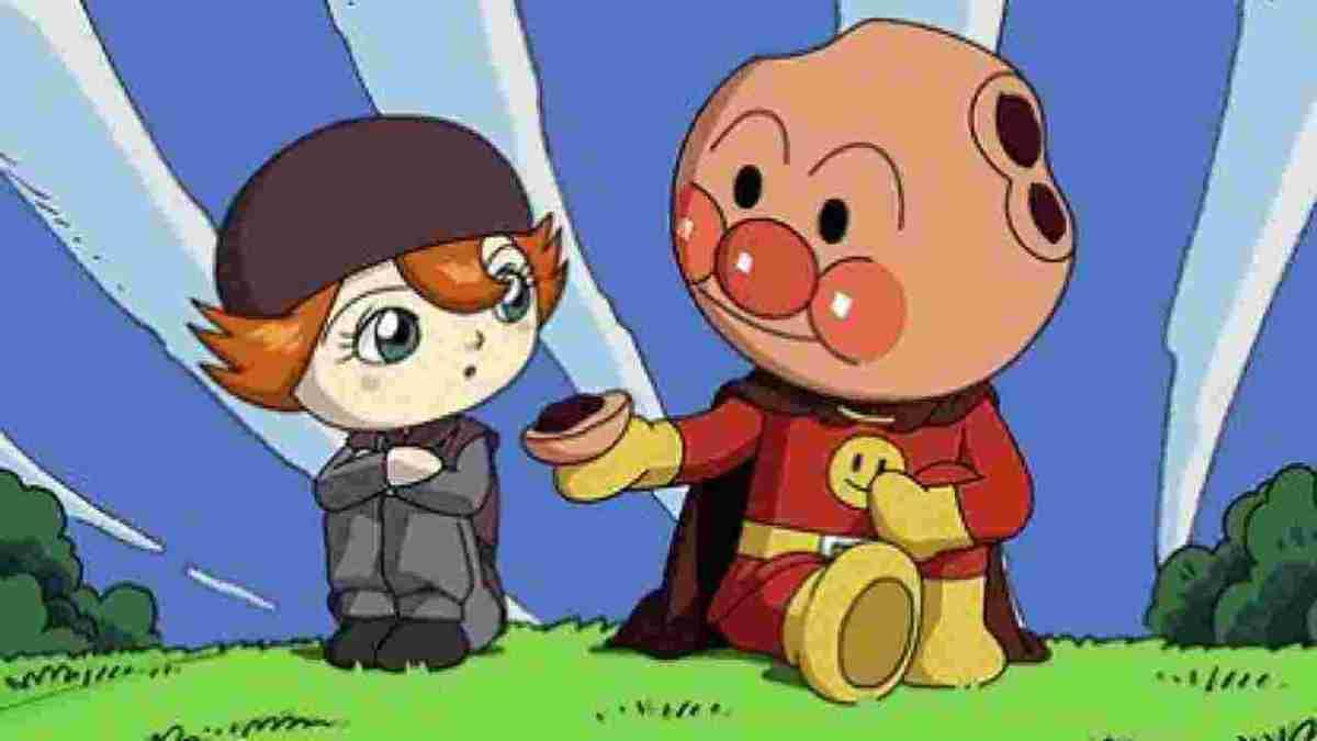 Anpanman - Um do mais populares super-heróis do Japão - Anpanman01 1