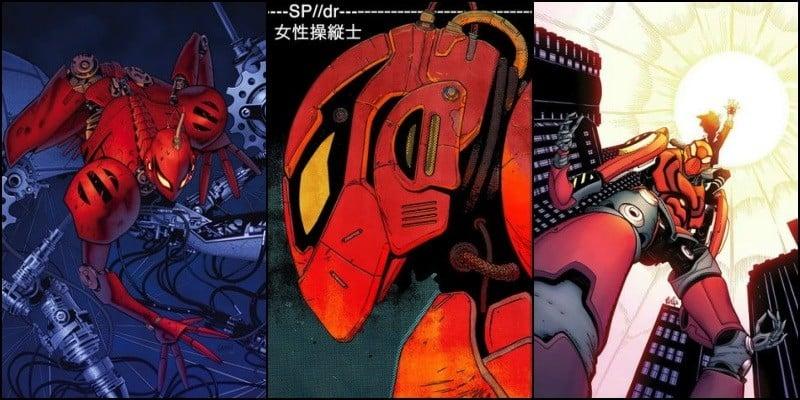 Quem é Peni Parker do Homem-Aranha no Aranhaverso?