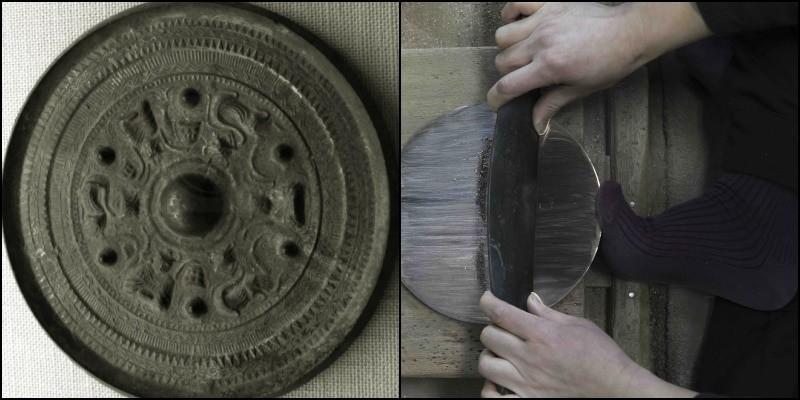 Yata no kagami – o espelho sagrado do japão