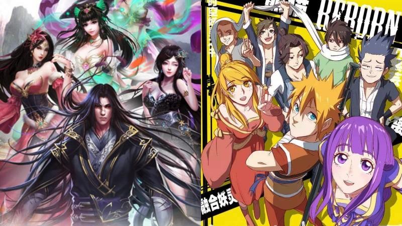 As 10 melhores Light Novels Chinesas 8