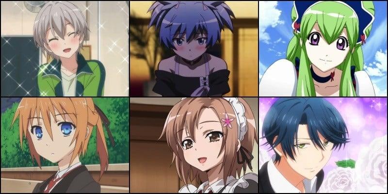Lista completa de personagens traps dos animes - reverse anime trap 1