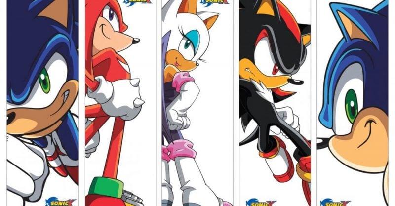 O melhor desenho do Sonic: Confira a Review do Sonic X - sonic 1