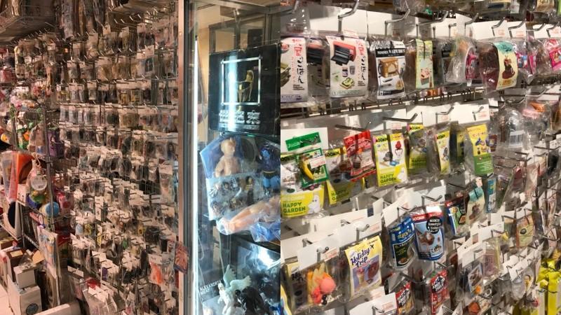 Admski - Loja de colecionáveis usados em Osaka