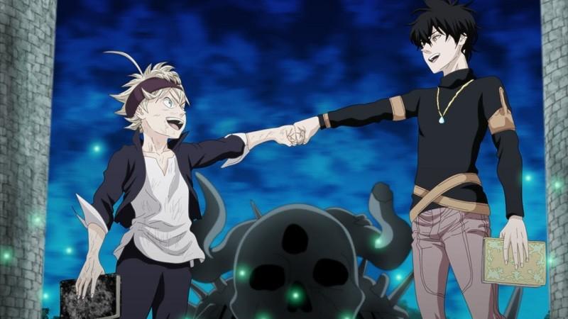 Os 10 animes mais populares da Crunchyroll - black cover 4