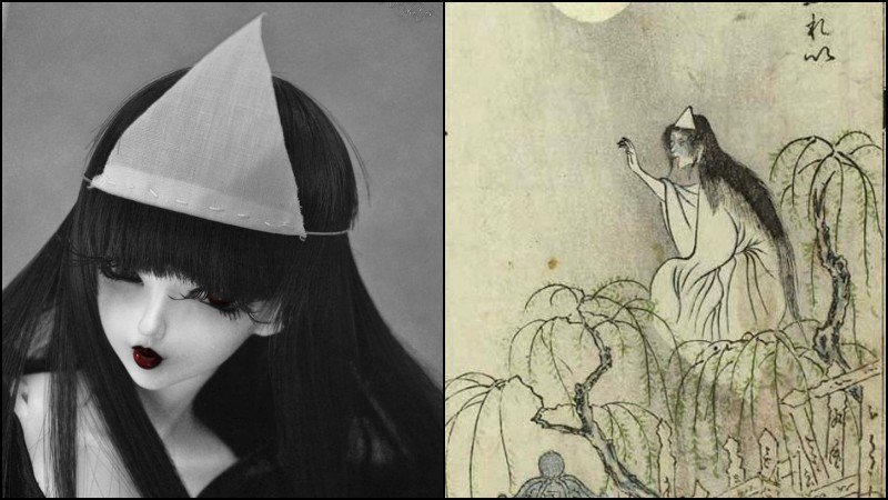 Hitaikakushi - the mysterious japanese white cloth