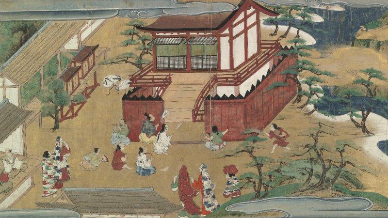 Urashima khoai môn và Otohime - câu chuyện cổ Nhật Bản