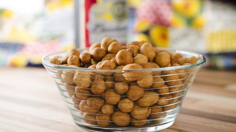 Amendoim Japonês – É mesmo do Japão?