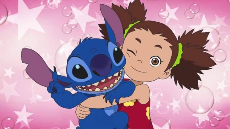 Conheça a versão Japonesa de Lilo & Stitch