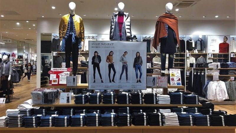 Vestuário - Roupas e acessórios em japonês