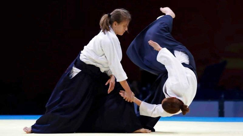 Aikido - O caminho da Unificação
