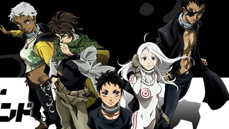 Danh sách anime máu me nhất - bạo lực