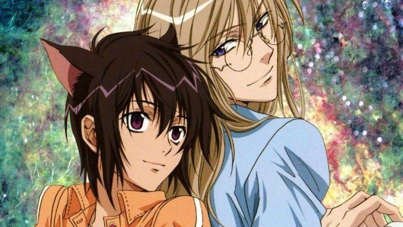 Loveless - Animes Yaoi