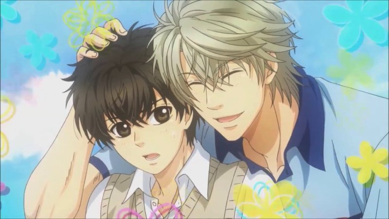 Super Lovers - Animes Yaoi