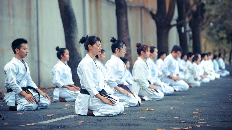 Zazen - Meditação Zen Budista - zazen meditacao 1