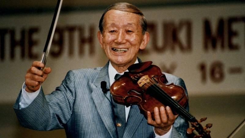 Nghệ sĩ vĩ cầm vĩ đại nhất Nhật Bản