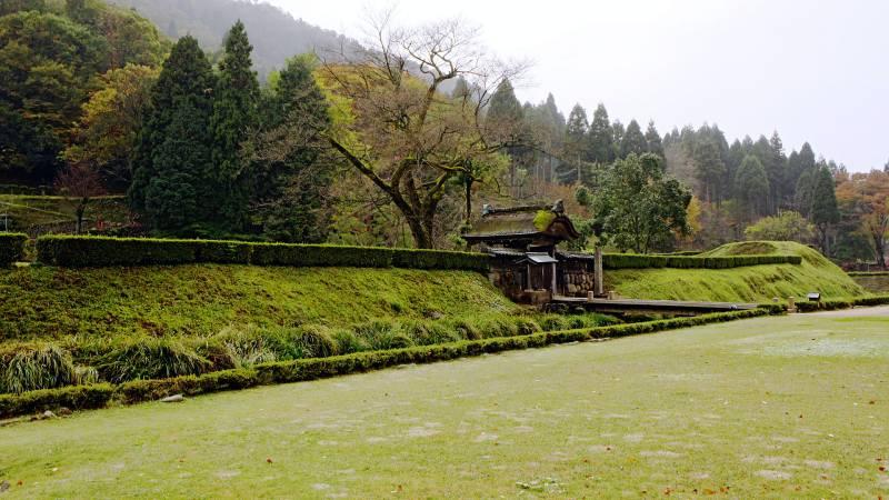 Ichijodani – ruínas históricas do clã asakura em fukui