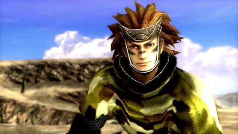 Sarutobi Sasuke - A lenda ninja - sasuke 1