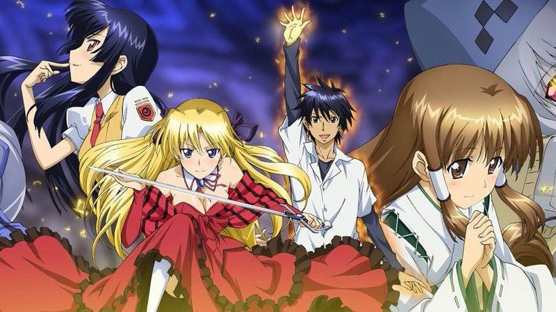 Anime hay nhất về các vị thần và các vị thần