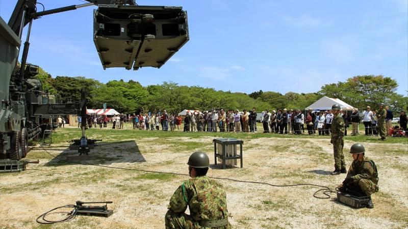 É verdade que no japão não tem exércitos?