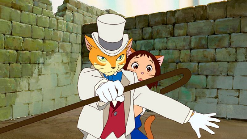 Animes com animais, cachorros e gatos - retorno dos gatos cat 9
